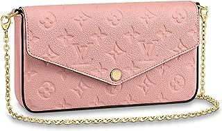 Louis Vuitton Pochette Felicie Monogram Empreinte Leather Purse Handbags Bag