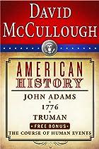 Cover image of David McCullough American History E-book Box Set by David McCullough