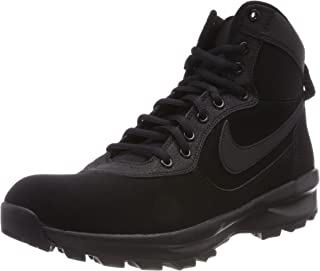 Mens Manoadome Boot Black/Black-Black 10
