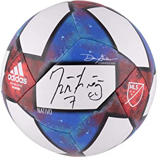 Josef Martinez Atlanta United FC Autographed 2019 Adidas MLS Top Competition Soccer Ball - Fanatics Authentic Certified