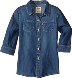 Levi's® Kids - Western Denim Top (Toddler)