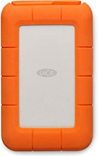 LaCie Rugged Thunderbolt USB-C - 1TB Portable Solid State Drive