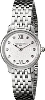 Frederique Constant - Slimline Mini Stainless Steel Womens Watch FC-200WHDS6B