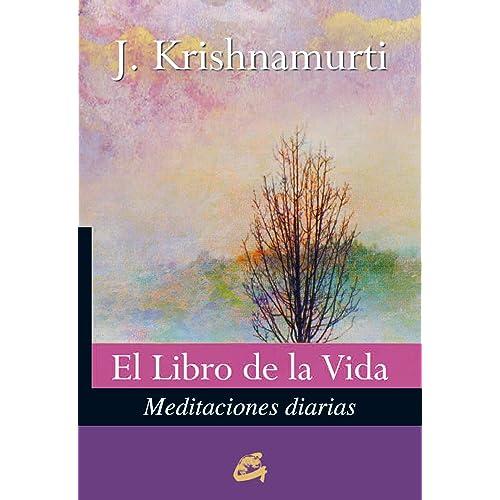 El Libro De La Vida (Krishnamurti)