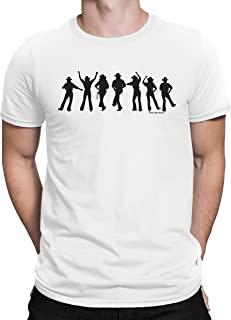 Free Will Shirts Mens Country Music T-Shirt Line Dancers