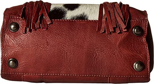 Cowhide/Brown Leather