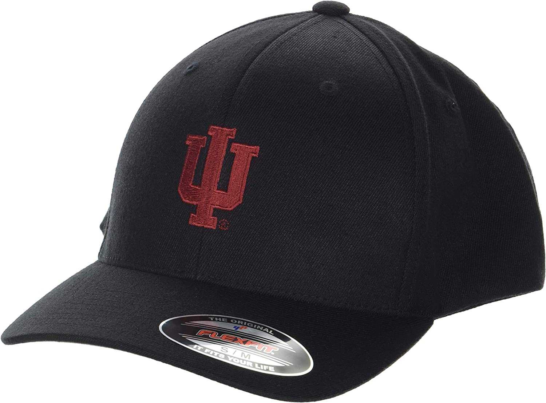 NCAA UnisexAdult Flexfit Wooly Blend Cap