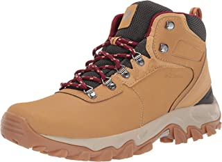 Men's Newton Ridge Plus II Waterproof Hiking Boot, Breathable, High-Traction Grip