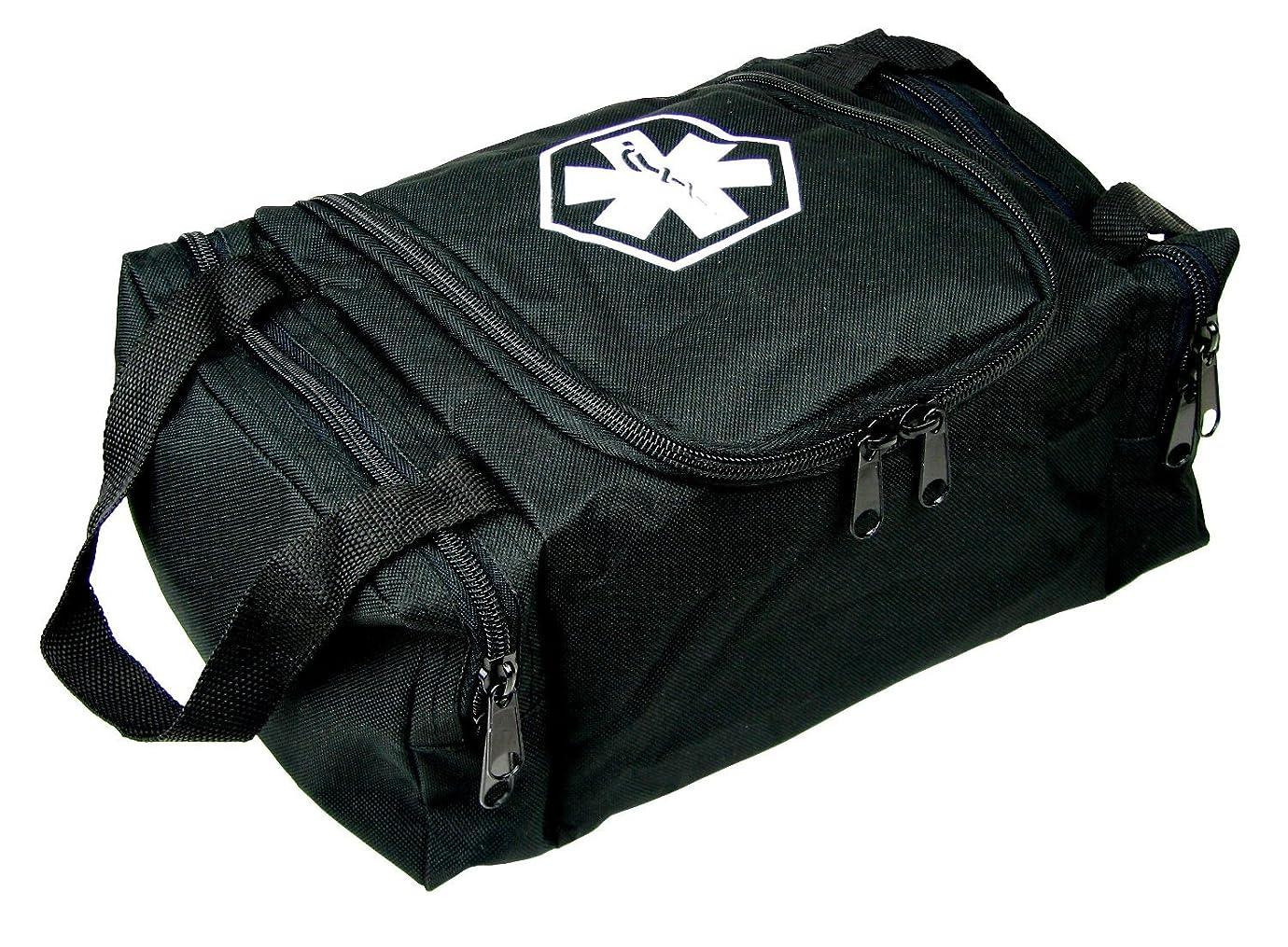 伝記スクランブル浴室Dixie EMS Dixigear Empty First Responder II Bag, Tactical Black by Dixie Ems