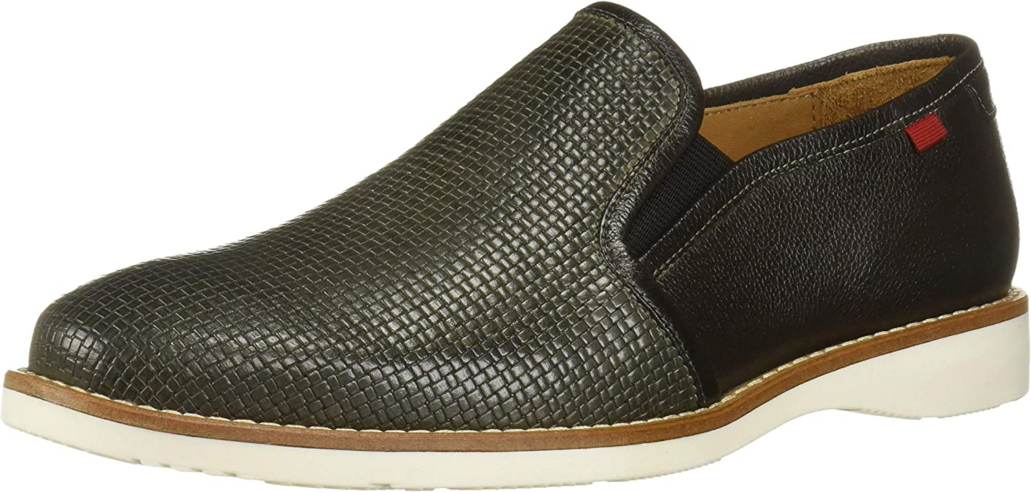 MARC JOSEPH NEW YORK Max 50% OFF Men's Leather Lafayette Loaf in Made Japan's largest assortment Brazil