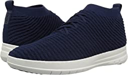 FitFlop Uberknit Slip-On High Top Sneaker in Waffle Knit