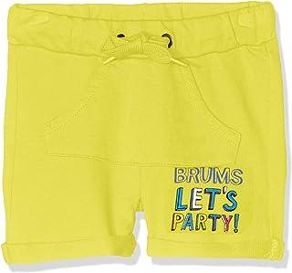 Brums Baby-Jungen Bermuda F.ina Con Marsupio Shorts
