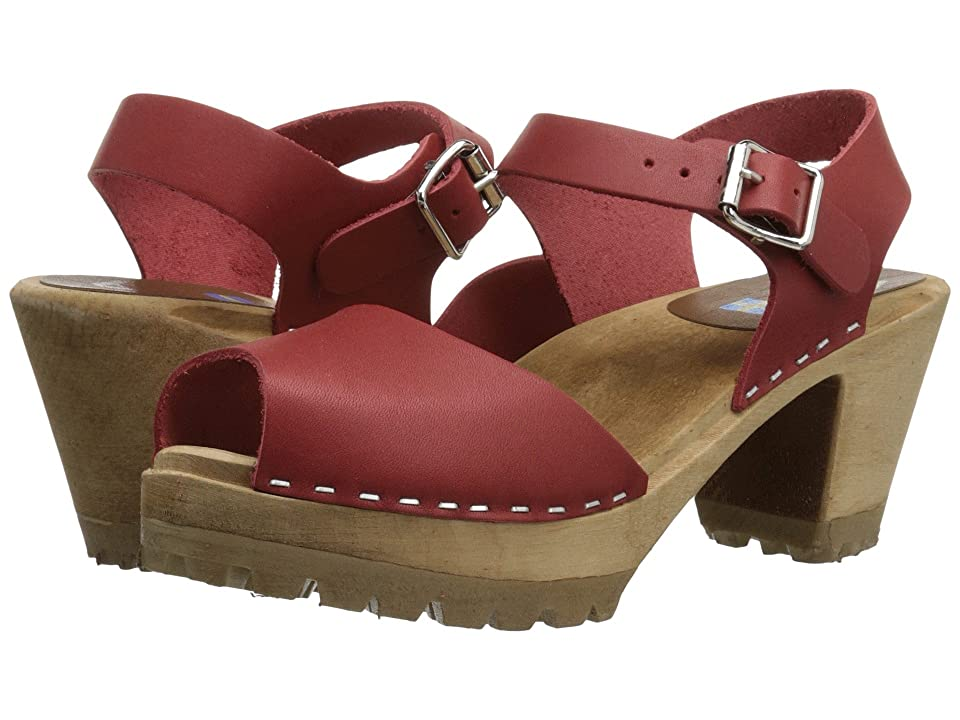 MIA Greta (Red) High Heels