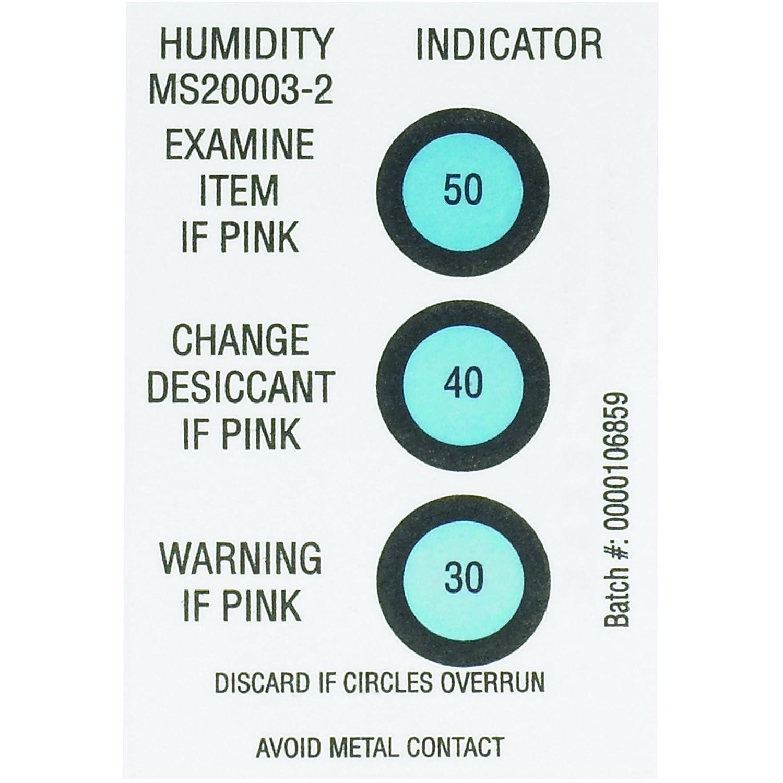 Tape Logic TLDES160 Brand new Humidity Indicators Whi x 2