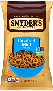 Best low salt pretzels Reviews