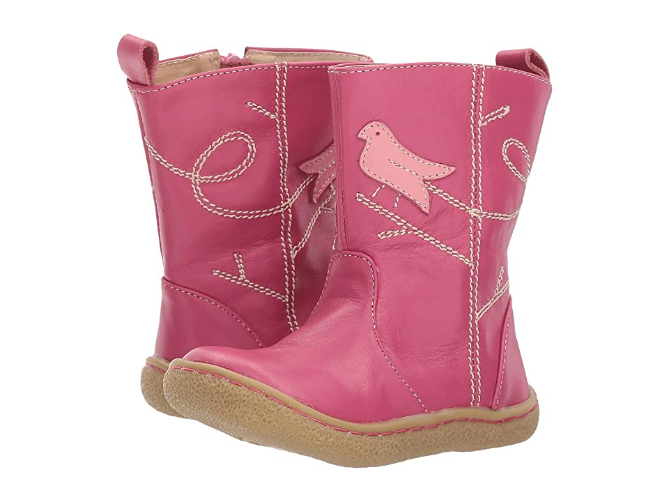 Livie & Luca Pio Pio Boot (Toddler/Little Kid) (Magenta) Girl