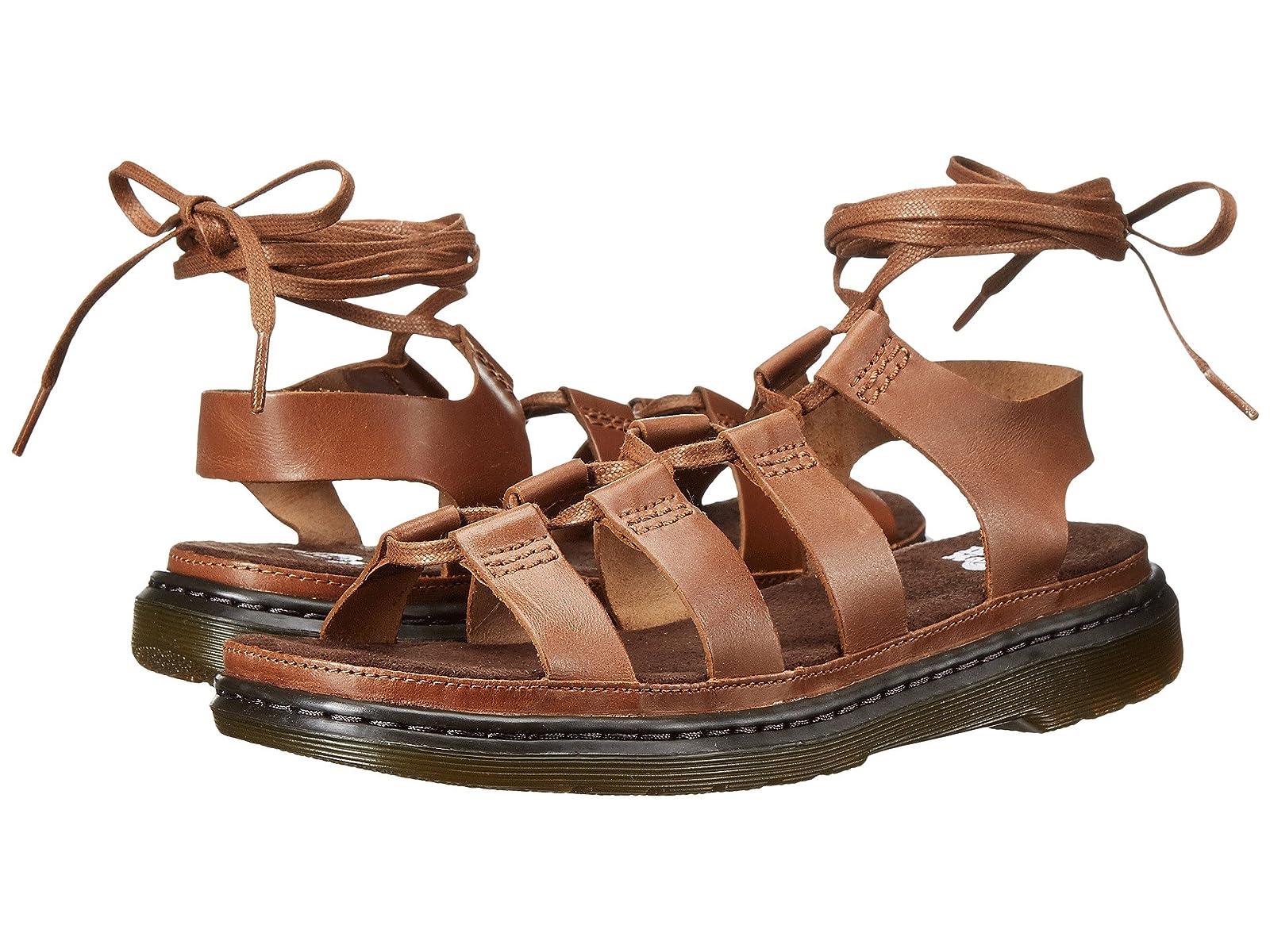 Dr. Martens Kristina Ghillie SandalComfortable and distinctive shoes