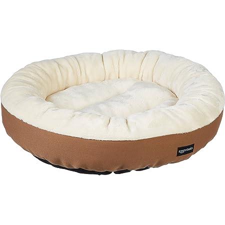 Amazonベーシック ペット用ベッド 丸形