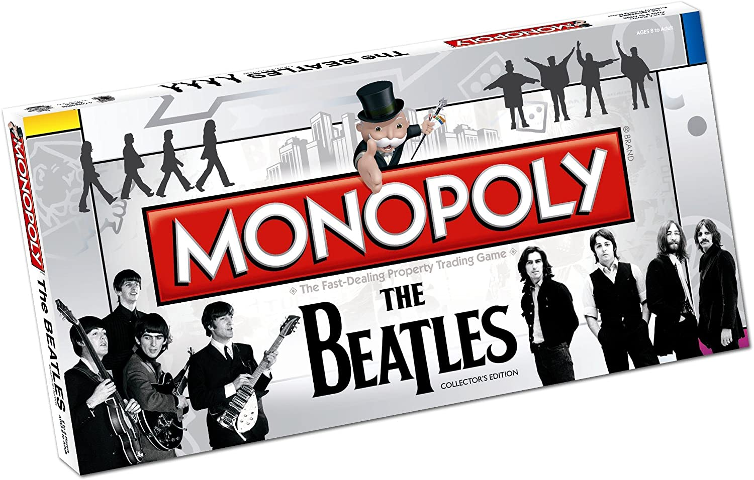 Monopoly the Beatles Board Game