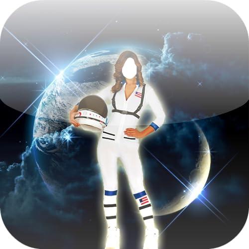 Astronaut Photo Montage