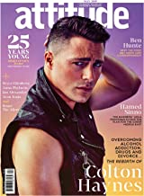 Attitude Magazine (May, 2019) Colton Haynes Cover