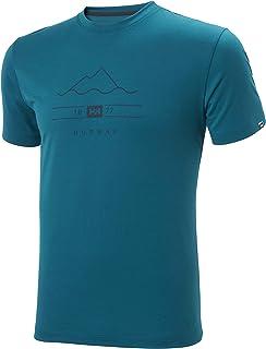 Helly Hansen Skog Graphic T-Shirt 62856 Camiseta, Hombre