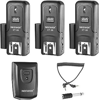 radio controlled flash triggers