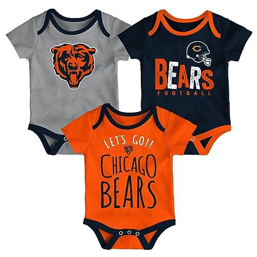 5269a847 Chicago Bears Infant Apparel: Amazon.com