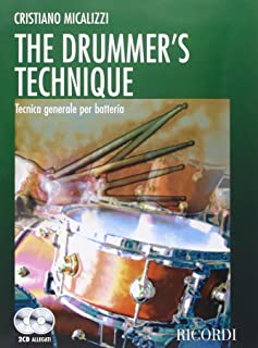 THE DRUMMER'S TECHNIQUE BATTERIE+CD