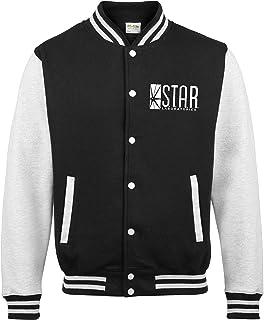 Funny Star Laboratories Top The Flash S.T.A.R. Labs Printed Sweatshirt - Jumper