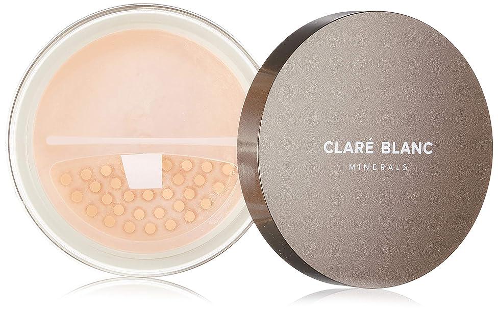買い手ラベ気質CLARE BLANC(クラレブラン) ミネラルファンデーション WARM 540