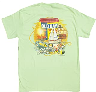 Maryland My Maryland Men's Officially Licensed Old Bay Life T-Shirt