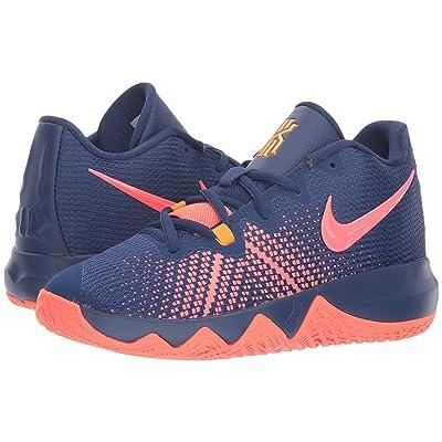 Nike Kids Kyrie Flytrap (Big Kid) (Blue Void/Flash Crimson/Orange Peel) Boys Shoes