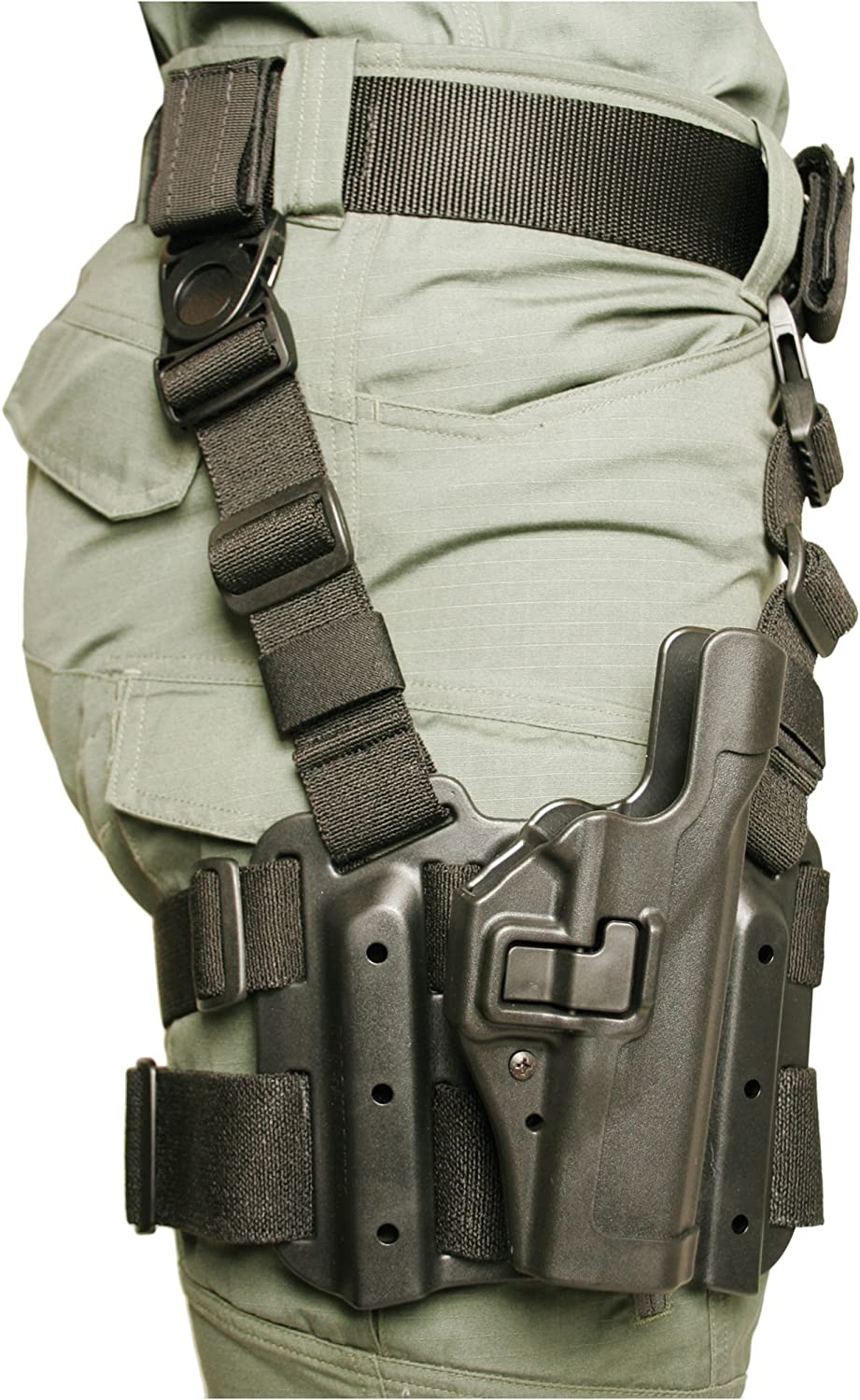 40% OFF Cheap Sale BLACKHAWK SERPA Level Industry No. 1 2 Finish Holster- Tactical Matte