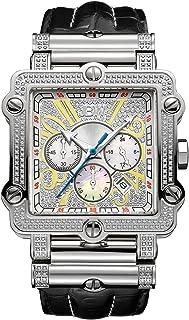 JBW Luxury Men's Phantom 238 Diamonds Chronograph Watch