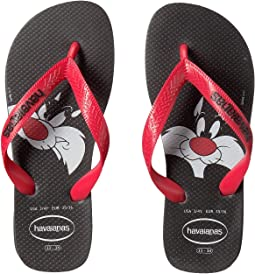 Havaianas Kids Looney Tunes Sandal (Toddler/Little Kid/Big Kid)