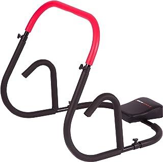 Ultrasport 331100000017 - Aparato de Abdominales AB Trainer/AB Roller - Plegable