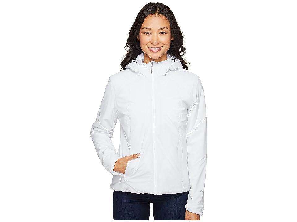 Spyder Berner Jacket (White) Women