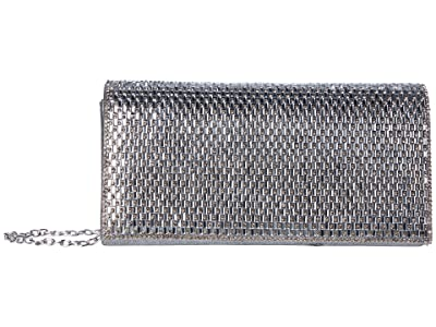 Jessica McClintock Chloe (Gunmetal) Clutch Handbags