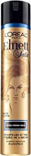 L'Oreal Paris Elnett Satin Extra Strong Hold Hairspray 11 oz. (Packaging May Vary)