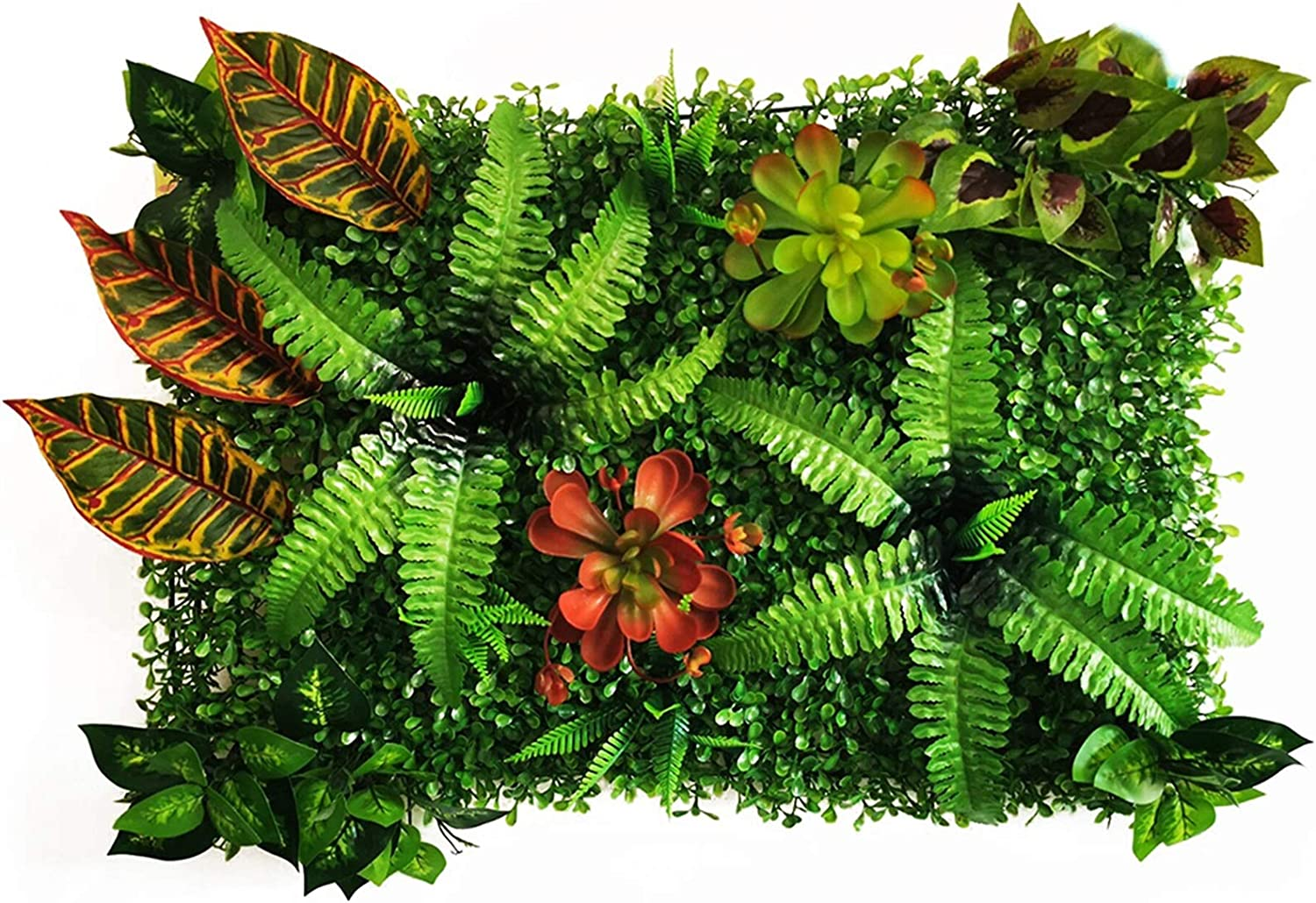 SJWA Max 67% OFF Artificial Flowers Lawn Garden Green Decoration Spring new work
