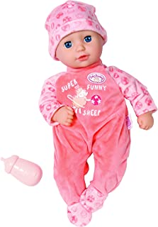 Baby Annabell 36cm Little Annabell Soft Doll Kids/Children 12m+ Play Toy Pink
