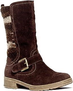 حذاء نسائي طويل وإبزيم من Muk Luks