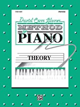 David Carr Glover Method for Piano Theory: Primer