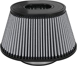 "aFe 21-91040 Magnum Flow 5-1/2"" Flange Diameter x (7.25"" x 10"") Base x (6-3/4"" x 5-1/2"") Top x 5-3/4"" Height IAF Pro DRY S Air Filter"