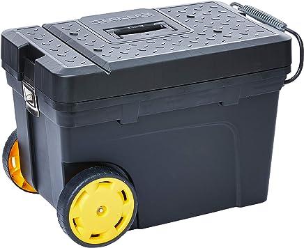 """Stanley , STKIT302713013 Combo armazenagem Caixa Contractor 53 litros e Caixa de Ferramentas 13"""""""