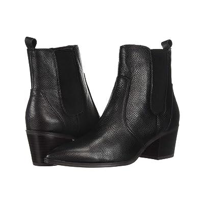 Franco Sarto Sienne (Black New Cancun Leather) Women