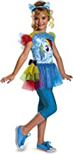 Hasbro's My Little Pony Rainbow Dash Classic Girls Costume, Small/4-6x