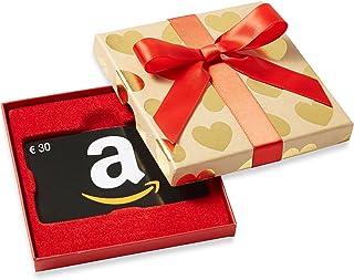 Buono Regalo Amazon.it - Cofanetto di cuore d'oro