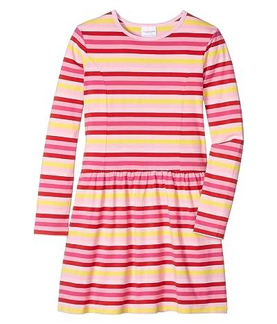 Toobydoo Skater Dress (Toddler/Little Kids/Big Kids) Girl
